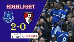 Everton vs Bournemouth 2-0 | All goals and highlights Premier league 13/01/2019
